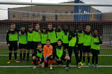 Bedfont and Feltham Football Team