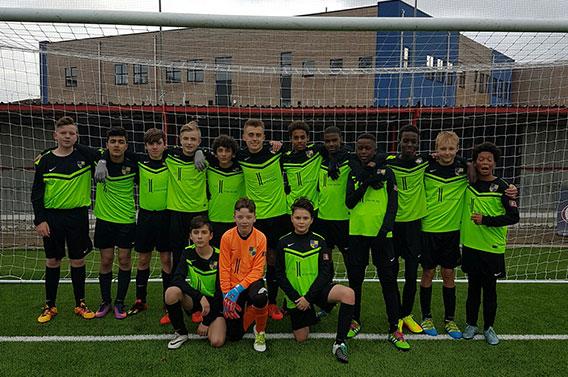 Bedfont and Feltham Football Team
